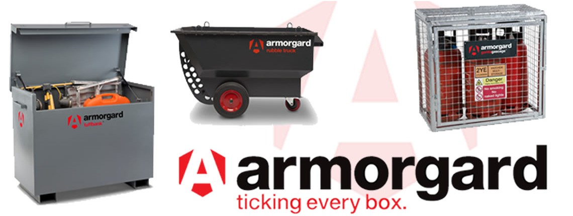 Armorgard - Ticking Every Box...