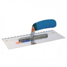 Slotted/Notched Trowel (201906R) - GH Supplies, No.1 in Kent, London and the South East