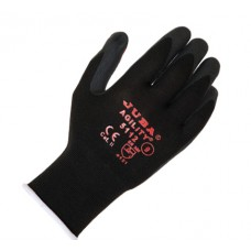 Black Polyflex Gloves