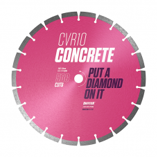 CVR10 Concrete Diamond Blade (CVR10) - GH Supplies, No.1 in Kent, London and the South East