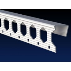 EB12/EB15 Clip-On Plasterboard Edge Bead