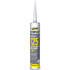 Everflex 125 One Hour Caulk (CAULK125) - GH Supplies, No.1 in Kent, London and the South East
