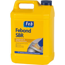 Febond SBR (SBR) - GH Supplies, No.1 in Kent, London and the South East