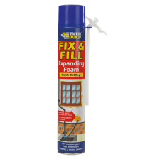 Fix & Fill Expanding Foam (EVFF) - GH Supplies, No.1 in Kent, London and the South East