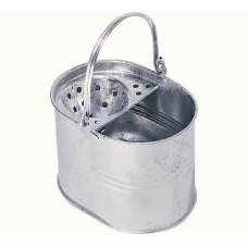 Galvanised Mop Bucket (Galvanised Mop Bucket) - GH Supplies, No.1 in Kent, London and the South East
