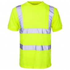 Hi-Vis T-Shirt & Polo Shirt (Hi-Vis T-Shirt & Polo Shirt) - GH Supplies, No.1 in Kent, London and the South East