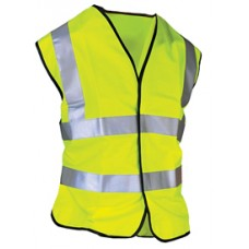 Hi-Vis Waistcoat (HIVIS) - GH Supplies, No.1 in Kent, London and the South East