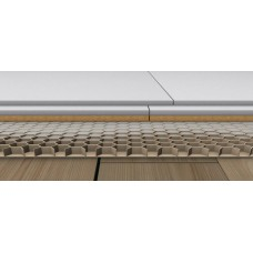 Honeycomb Acoustic Flooring (Honeycomb Acoustic Flooring) - GH Supplies, No.1 in Kent, London and the South East