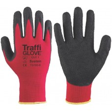 Red TraffiGloves