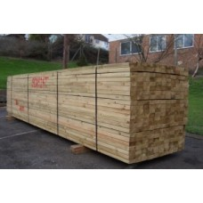 C24 Sawn & Treated Timber