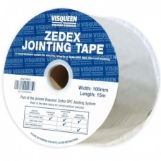 Zedex DPC Jointing Tape (TAPEVISDOUBLE100) - GH Supplies, No.1 in Kent, London and the South East