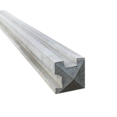 Concrete Slotted Corner Fence Post (CFPTSLOTTEDC) - GH Supplies, No.1 in Kent, London and the South East