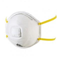 FFP2 Cup Shaped Valved Respirator Masks