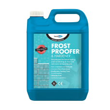 Frostproofer & Rapid Hardener