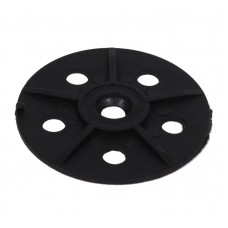 Black Insulation Washers (WASHERINS) - GH Supplies, No.1 in Kent, London and the South East