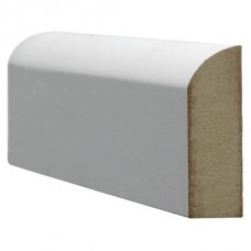 10mm Radius Pencil Round MDF Skirting & Architrave