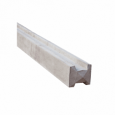 Concrete Slotted Fence Post (CFPTSLOTTED) - GH Supplies, No.1 in Kent, London and the South East