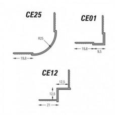 Type CE - Corner Edge Bead