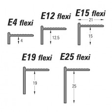 Type E Flexi - Flexible Edge Bead