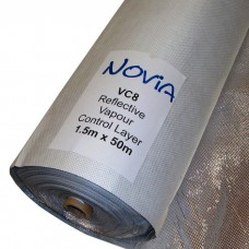 VC8 Reflective Air Leakage &  Vapour Control Layer